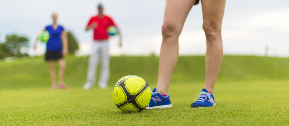 FootGolf, family fun