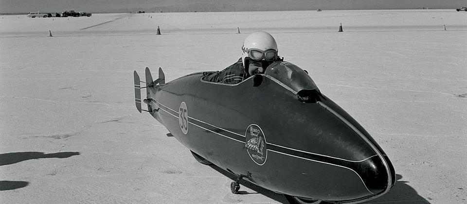 Bonneville National Speed Trials