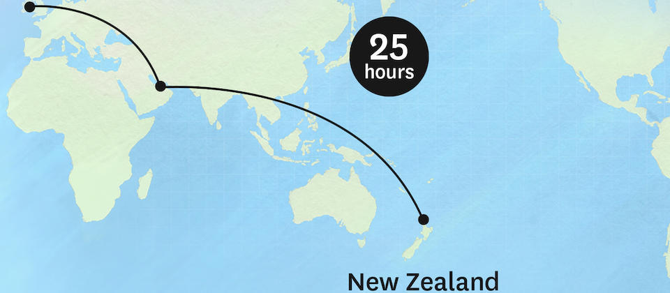 Traveling to New Zealand: Flights, Airports & Cruises