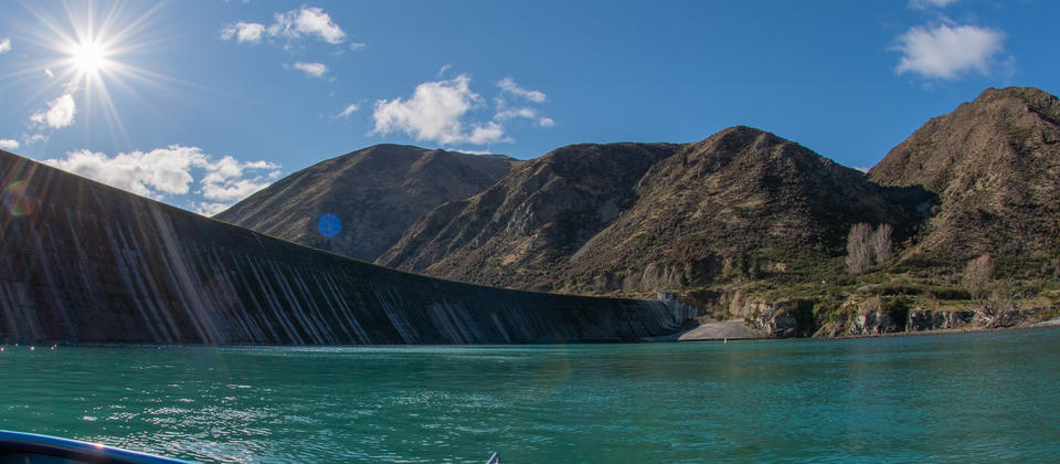 The Waitaki Dam