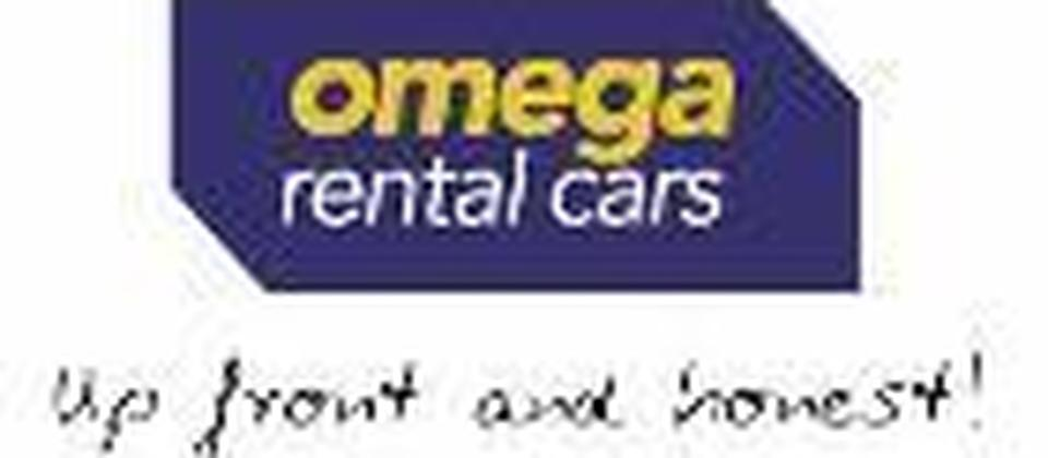 Omega Rental Cars Ltd: Auckland Airport