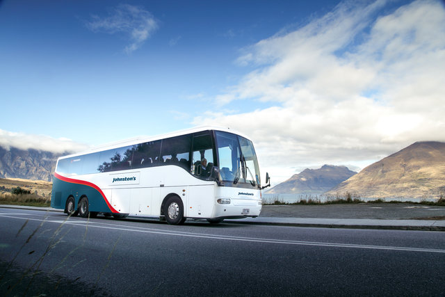 Johnston S Coachlines Christchurch Transport In Christchurch Canterbury New Zealand