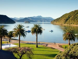 Picton, gateway to Queen Charlotte Sound