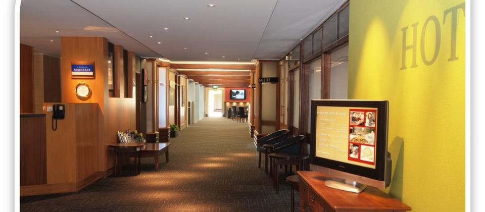 Hotel Ashburton_Reception