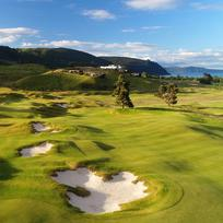 The Kinloch Club in Taupo.