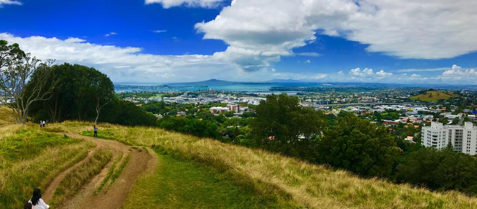 Visit Mt Eden on our The Land Of Volcanos - city half day tour