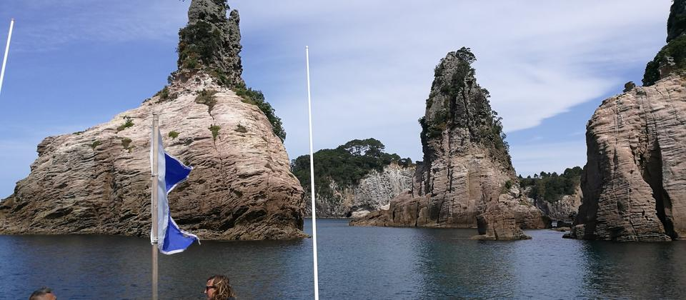 Champagne Rocks - one of our favourite spots