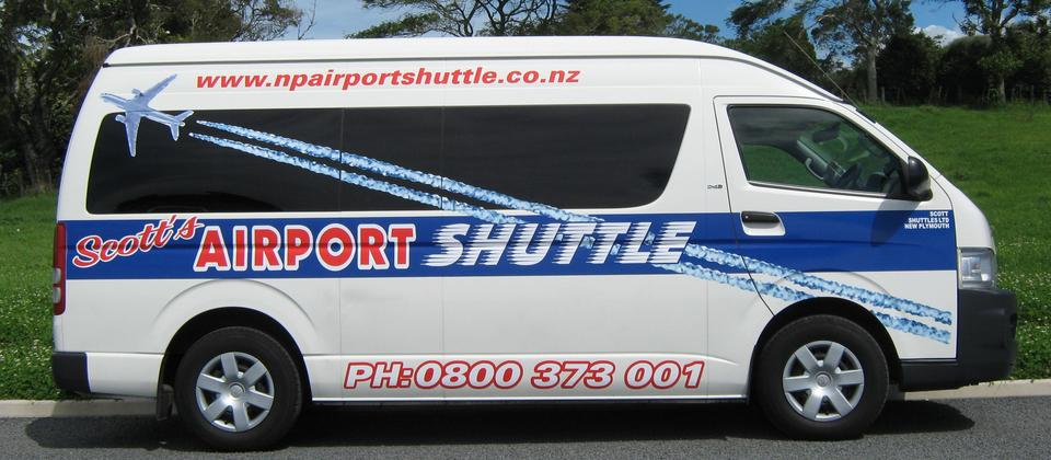 Scott's Airport Shuttle