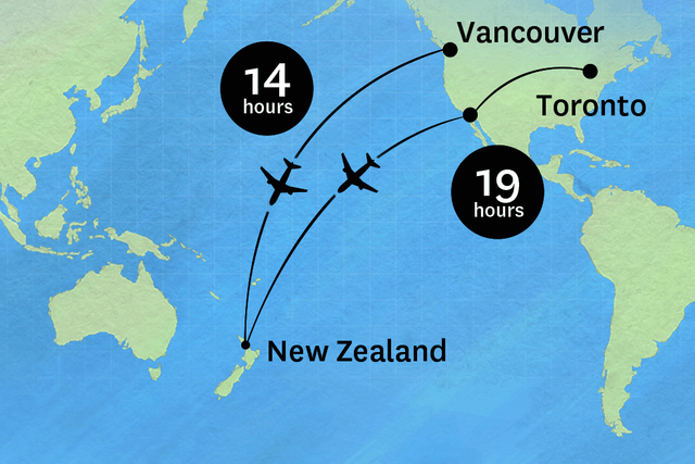 Flights to New Zealand in New Zealand | Things to see and do ...
