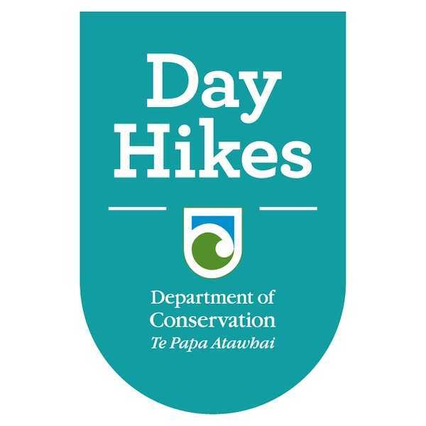 DOC day walks logo