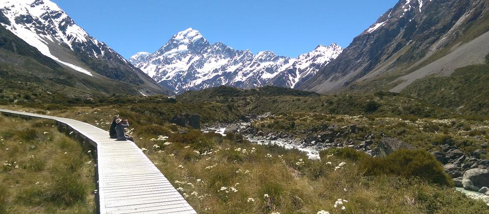 Mt Cook Magic