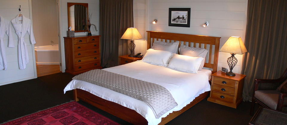 Koura Lodge, Premium Room