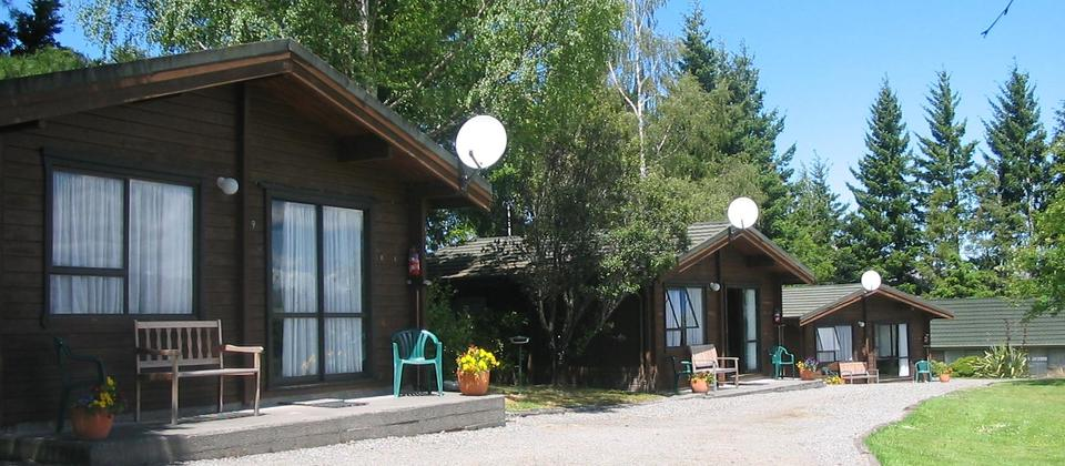The Chalets Motel