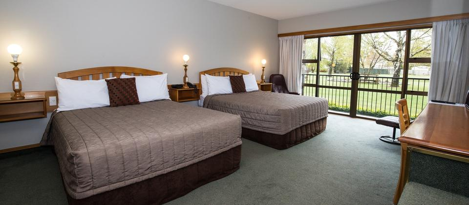 MacKenzie Country Hotel_Guest Room