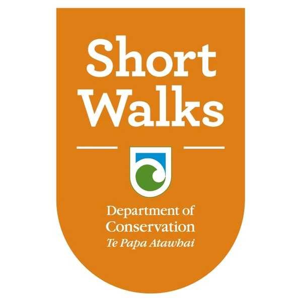 DOC short walks logo
