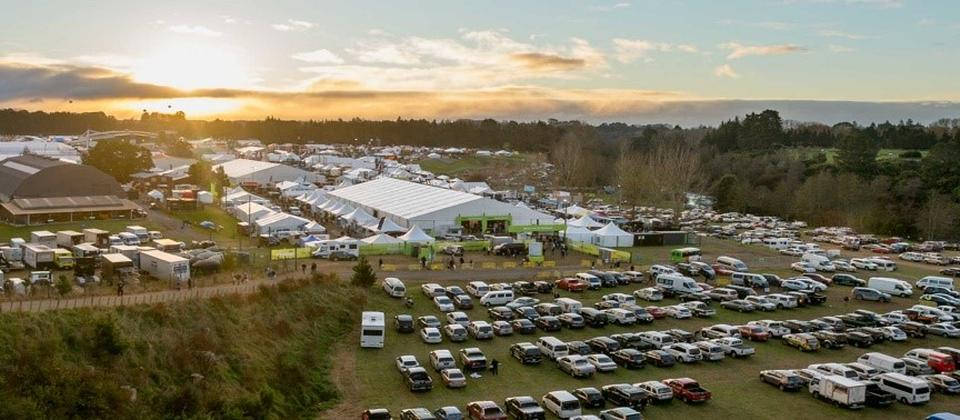 Fieldays Agricultural Event