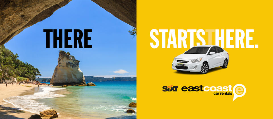 We know that your car hire is about the destination
