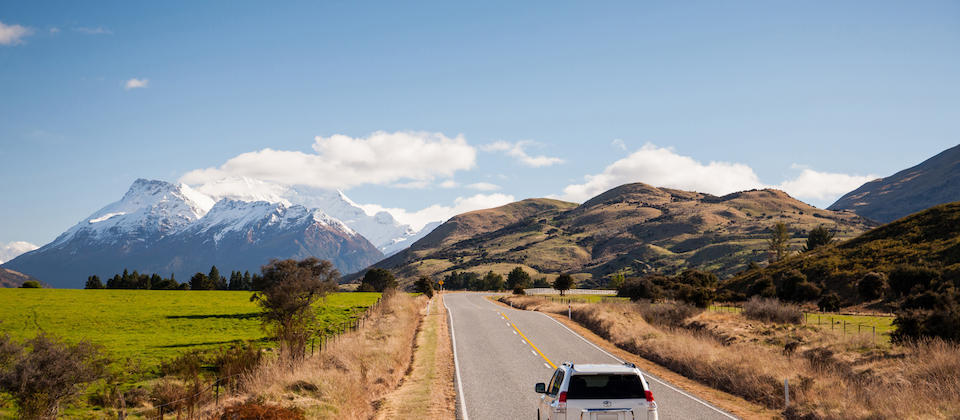 Specialist in Self Drive and Guided Tours of New Zealand.