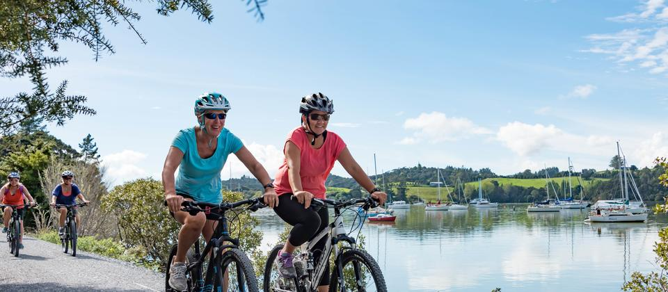 Ride the Twin Coast Discovery Bike Trail