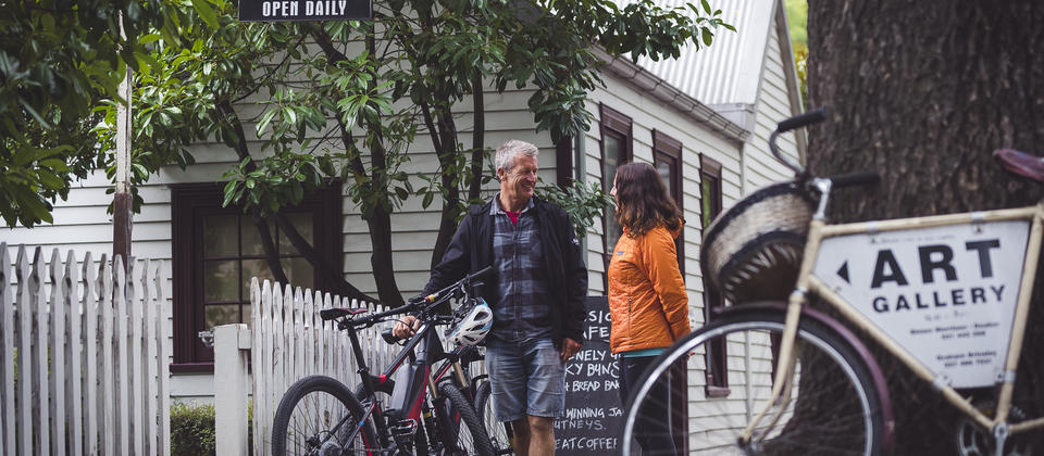Explore Arrowtown, Provisions Cafe.