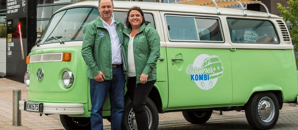 At Carolines Kombi we think small is really big. Explore the rich history, culture and art of Christchurch in our cool Kombi's.