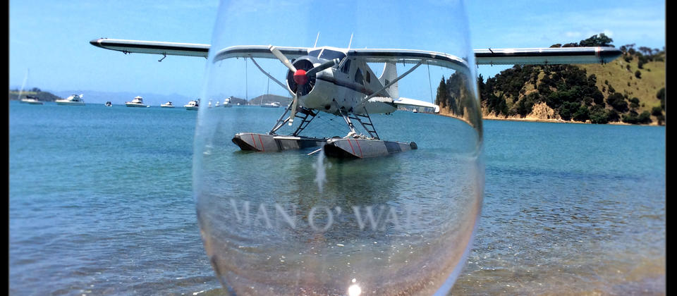 Man O' War - Seaplane