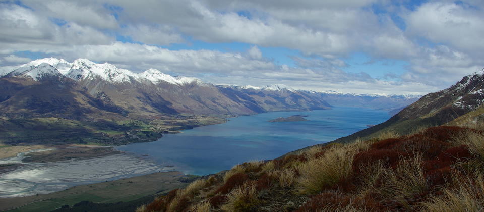 A great view of Lake Wakatipu - we'd love to show you some other amazing spots like this!