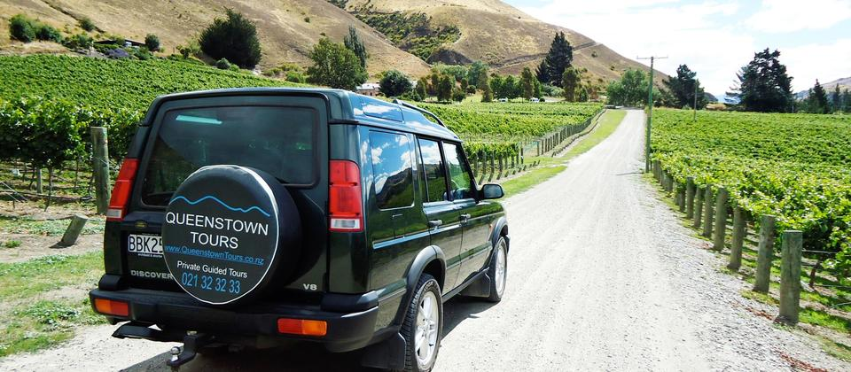 Private Wine and Sightseeing Tours of Queenstown