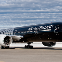 Air New Zealand is New Zealand's national air carrier