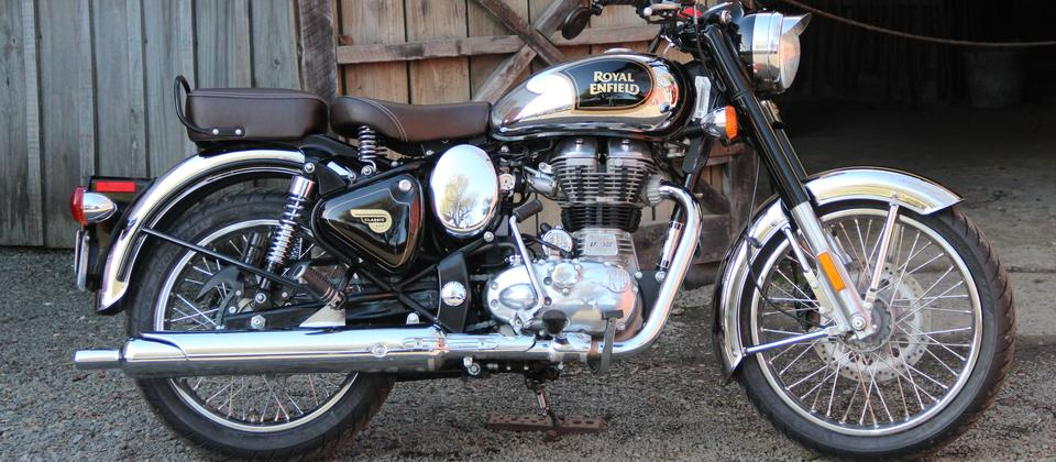 Royal Enfield Classic 500 Single​