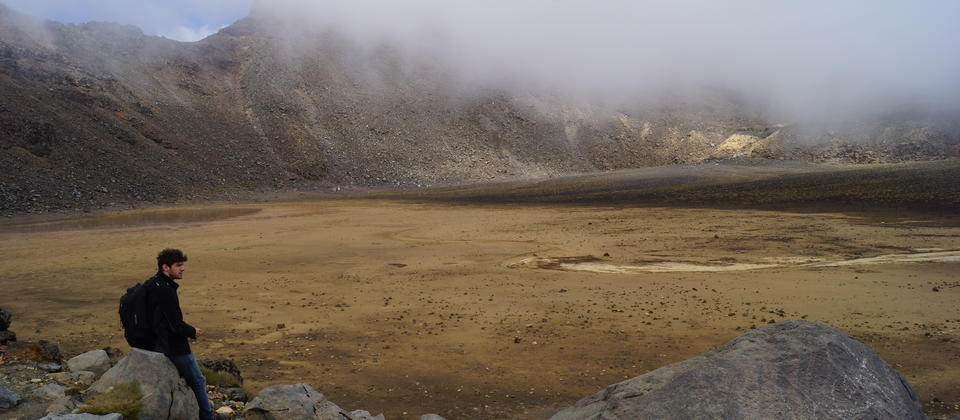 Hike the Tongariro Alpine Crossing for an amazing day walk