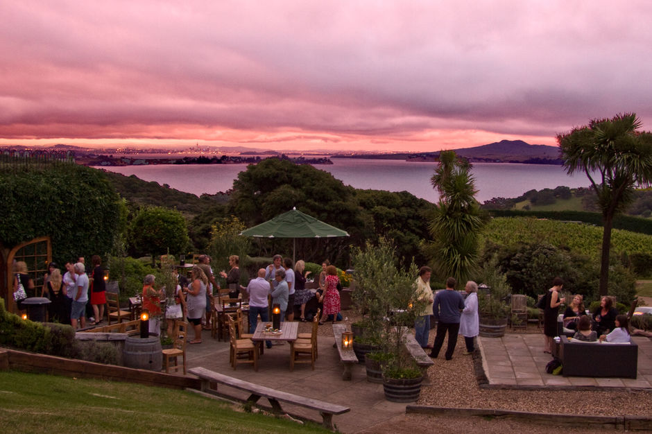 Mudbrick Vineyard and Restaurant, Waiheke Island, Auckland