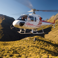 To get the biggest view of Queenstown, hop into a helicopter.