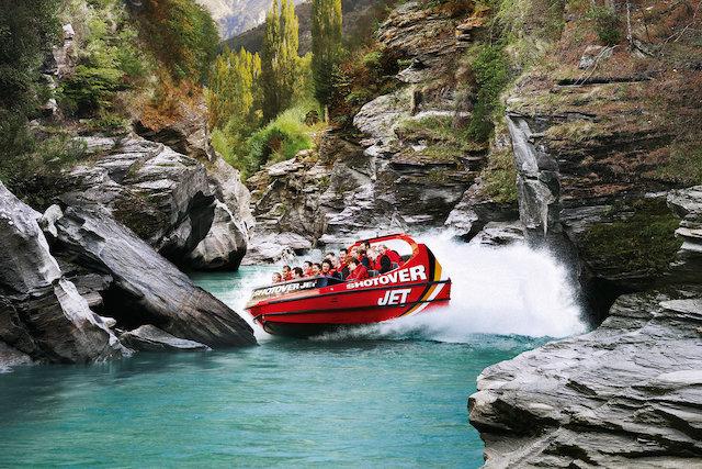 Queenstown Adventure Awaits South Island New Zealand