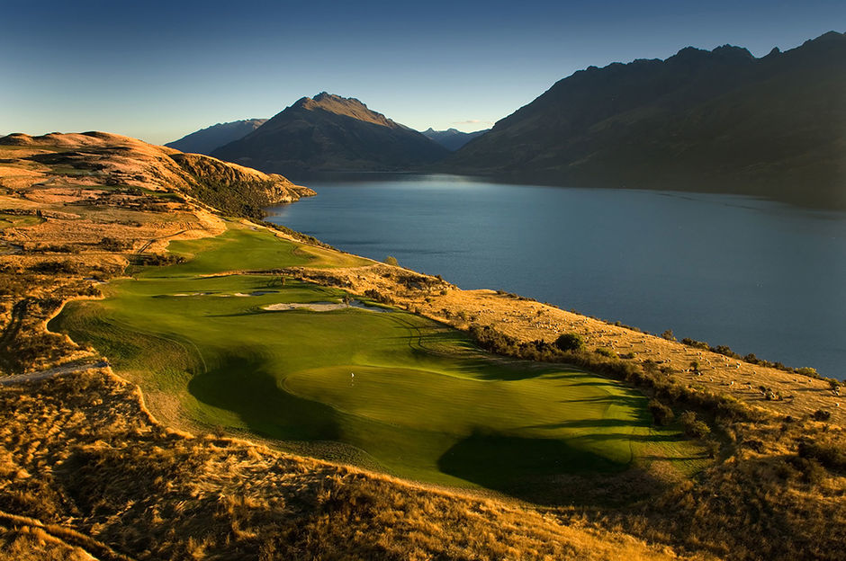Jack's Point Golf Course, Queenstown