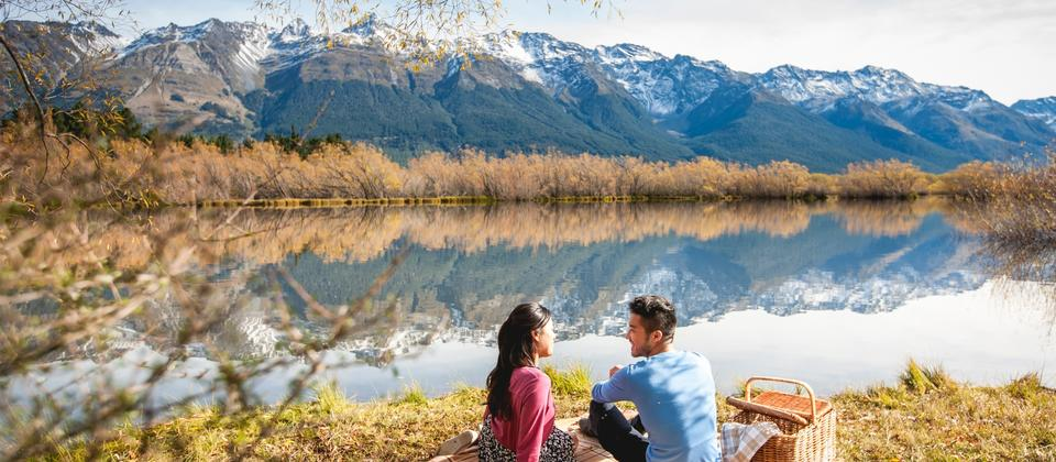 Pack a picnic when you explore Queenstown