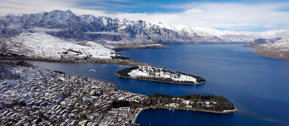 Catch the gondola to the top of Bob's Peak for spectacular views of Queenstown