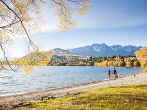 Lake Wakatipu, Queenstown Trail