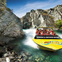 Experience New Zealand's original adrenaline fix on the Shotover and Kawarau Rivers - KJet.