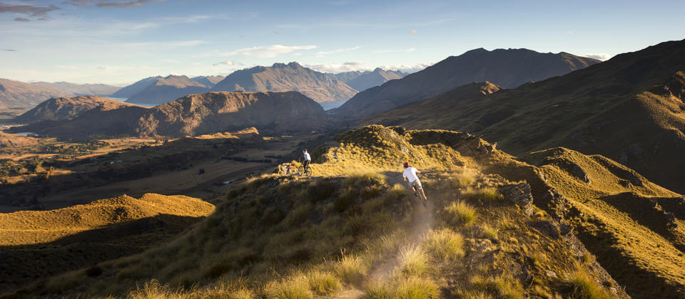 Rude Rock Track - Queenstown