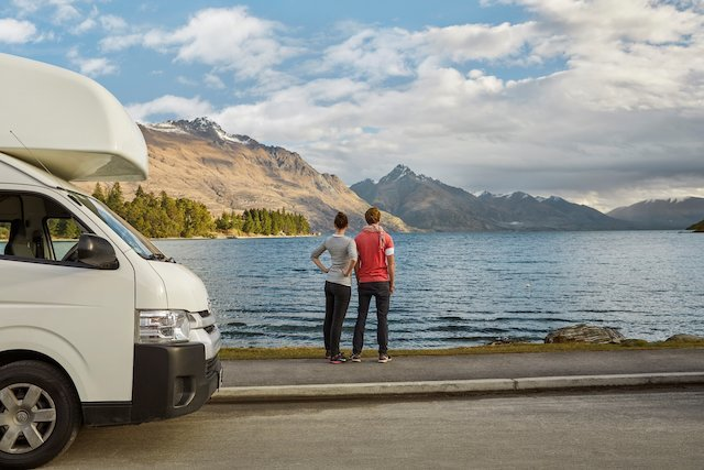 Camping in New Zealand | Things to see and do in New Zealand