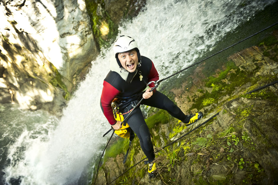 Queenstown Canyoning offers a number of tours in some of New Zealand's most incredible scenery.