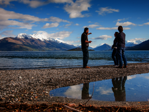 Lake Wakatipu - An Inland Lake - Queenstown | New Zealand