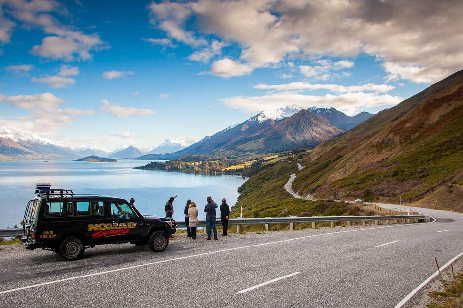 Combine off-road adventure with Middle-earth magic with a Nomads Safari in Queenstown.