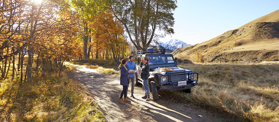 Experience Queenstown and surrounds on a custom guided tour