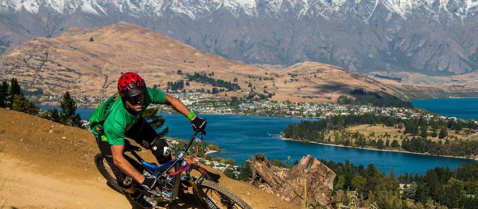 Queenstown Mountain Bike Park