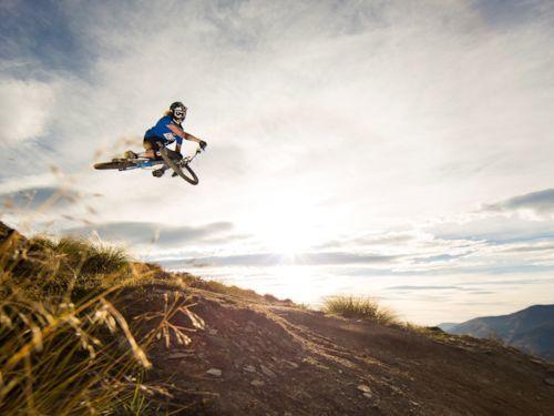Rude Rock & Skippers Canyon Trails | Mountain Biking in