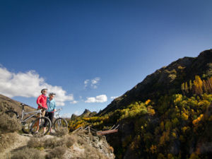 Cycle the Queenstown Trail