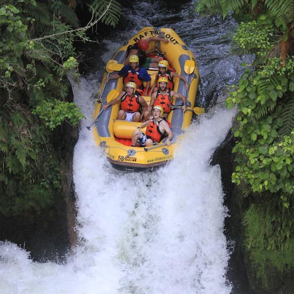 Raftabout Whitewater Rafting