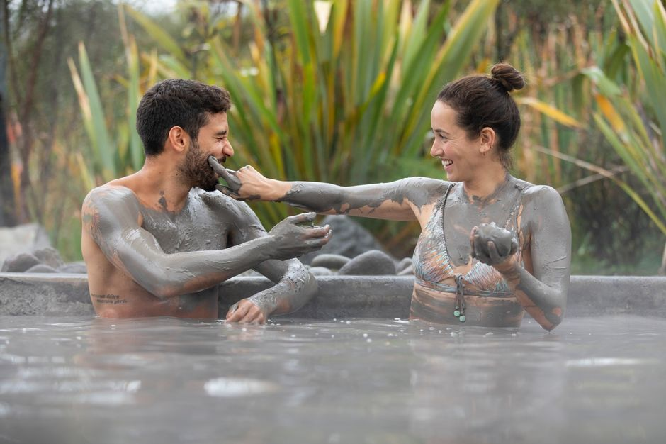 Experience New Zealand's unique Maori owned geothermal, cultural, & geothermal mud bath spa experience with erupting waters & steaming fumaroles.